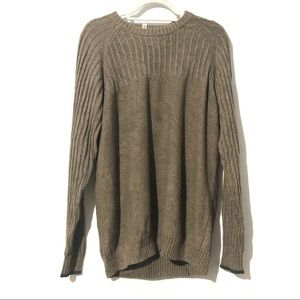 Columbia Cable Heavy Knit Sweater